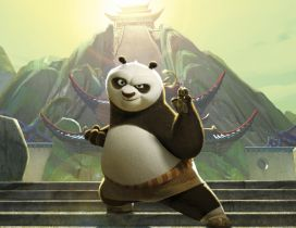 Kung Fu Panda poster - Anime wallpaper