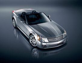 Gray Cadillac XLR Coupe - Gorgeous Convertible car