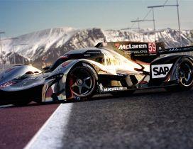 McLaren LMP1 Concept - Formula 1 car