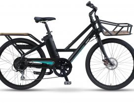 Cross Travel Man/Lady bike - Izip E3