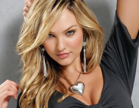 Candice Swanepoel a South African model