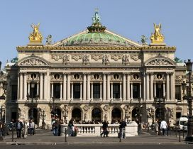 The Paris Opera House - Opéra Garnier