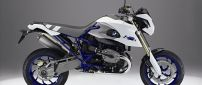 BMW HP2 Megamoto Motorcycle