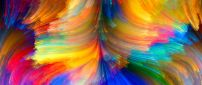 Abstract Colorful wallpaper - HD Bright Colors