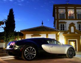 Gorgeous Bugatti Veyron Super Sport