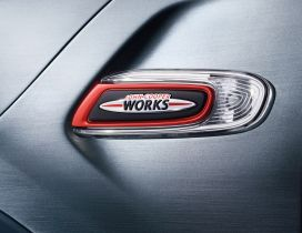 John Cooper Works logo - Brand wallpaper