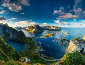 Reinebringen Norway - Stunning landscape