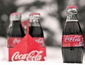 Coca Cola bottles - HD brand wallpaper