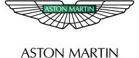 Aston Martin emblem - White and green logo