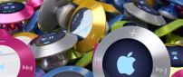Many colorful Apple iPod Air Concept