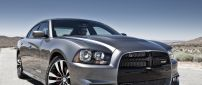Gray Dodge Charger STR8 - Car wallpaper