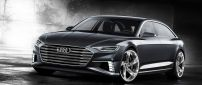 Beautiful Audi Prologue Avant Concept