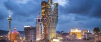 Macau Grand Lisboa Hotel - Gorgeous architecture