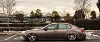 G35 Infiniti Side Tuning - Gorgeous car