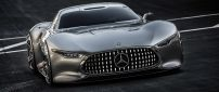 Amazing Mercedes Benz AMG Vision GT