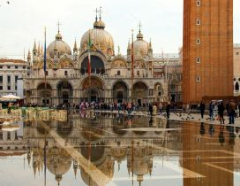 St. Mark Basilica from Venice - Stunning architecture
