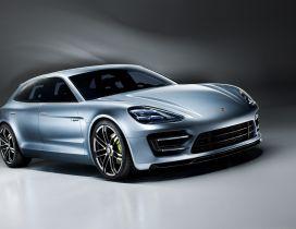 Porsche Panamera Turismo Concept Car