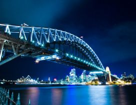 Sydney Harbour Bridge - Amazing landscape