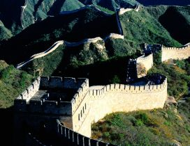Great Wall of China - Memorable construction