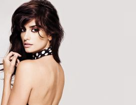 Superb Spanish actress Penelope Cruz