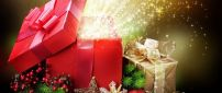 Magic gifts for Christmas - Winter Holiday