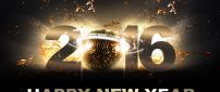 Happy New Year 2016 - Disco night