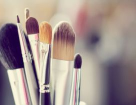 Brushes needed for a perfect make-up