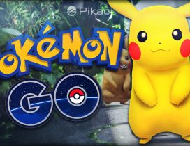 Pokemon GO - the most famous game in 2016