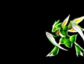 Wonderful green pokemon - Pokemon GO game