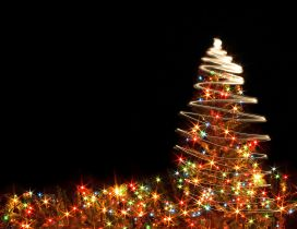 Make magic with Christmas lights - Make your Christmas tree