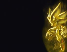 Golden Sonic - Character from Pokemon game