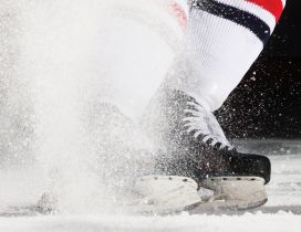 Hockey - sport on the ice - HD wonderful wallpaper