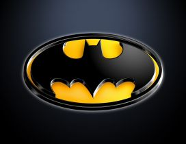 Batman logo - Wonderful superhero HD wallpaper