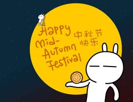 Happy Mid Autumn Festival- Cookies and party