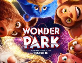 Wonder Park in cinemas since March 15 - Happy kids movie