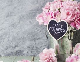 Special flowers for a special mother - Happy 8 March Day